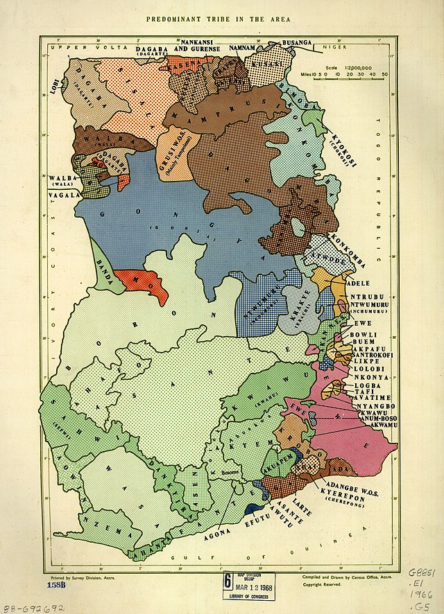 Languages of Ghana - Wikiwand