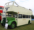 Preserved Eastern National bus 2383 (WNO 479) 1953 Bristol KSW ECW, 2011 Long Melford Vintage Rally.jpg