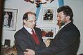 Presidenti I.Ruguva dheAver Husaj.jpg