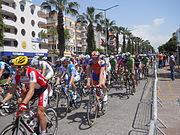 Presidential Cycling Tour of Turkey 2012 Alanya-Alanya stage.JPG