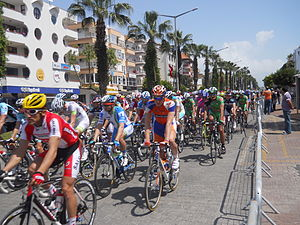 Presidential Cycling Tour of Turkey 2012 Alanya-Alanya stage
