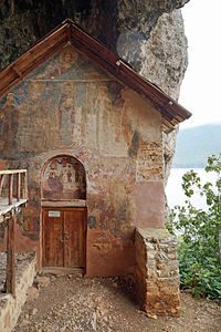 Prespa Lake National Maligrad Church.jpg