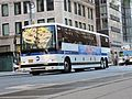 Prevost Coach bus on the x27 in Manhattan.jpg