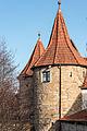 Prichsenstadt, Stadtbefestigung, Vorstadttor-20151228-001.jpg