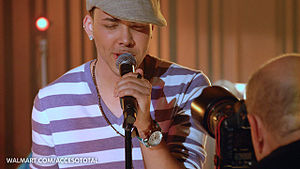 Prince Royce - Royce on Aceso Total in 2010