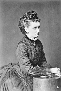 Princess Marie of Battenberg