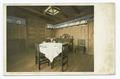 Private Dining Room, Hotel El Tovar, Grand Canyon, Ariz (NYPL b12647398-68580).tiff