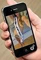 Pro Juventute Aufklärungskampagne 'Sexting' Themenbilder KeyVisual DE Maedchen 01 (10817113716).jpg