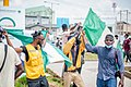 Protesters at the endSARS protest in Lagos, Nigeria 56.jpg