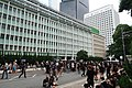 Protesters stay at Justice Place 20190627.jpg