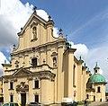 Przemyśl, katedrála Jana Křtitele, fasáda.jpg