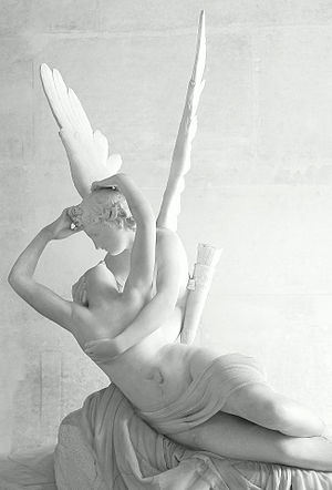 Limerence - Psyche Revived by Cupid's Kiss.