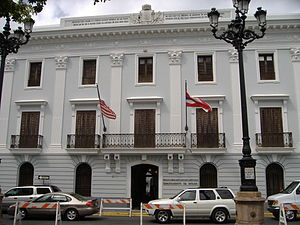 Puerto Rico Department of State - Image: Puerto Rico State Department