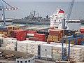 Puerto de Valparaíso desde el Cerro Artillería 2.jpg
