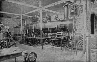 Purdue University College of Engineering - Cassier's Magazine featured the Purdue University in its August 1892 edition. Here is a look into the Mechanical Laboratory.