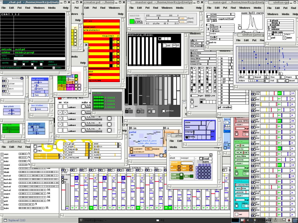 Patches Design Software