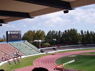 Athletics at the 1974 British Commonwealth Games
