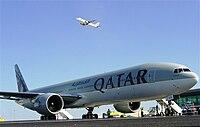 A7-BAA - B77W - Qatar Airways