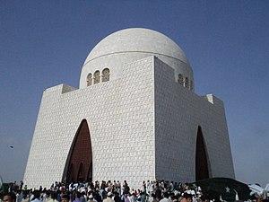 Sindh - Image: Quaid e Azam's Tomb