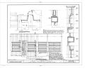 Quaker Meetinghouse, Downey Street, Wapsinono Creek Vicinity, West Branch, Cedar County, IA HABS IOWA,16-WEBRA,2- (sheet 10 of 10).png
