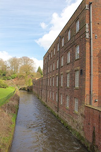 Quarry Bank Mill - Image: Quarry Bank Mill 2016 020