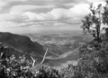 Queensland State Archives 398 The Tweed looking from Bithongabel Lamington National Park Beaudesert Shire September 1933.png