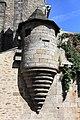 Quimper - Echauguette sur les anciennes fortifications de la ville - 002.jpg