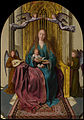 Quinten Massys - The Virgin and Child Enthroned, with Four Angels - Google Art Project.jpg