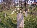 Régi evangélikus temető, 2008 Oroszlány017.jpg