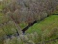 Rövarekulan bridge drone shot.jpg