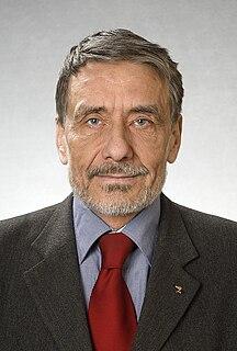 Paul-Eerik Rummo Estonian poet and politician