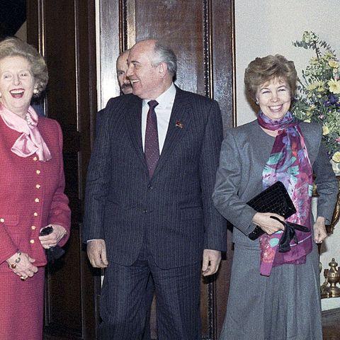 Визит в Великобританию Генерального секретаря ЦК КПСС Михаила Горбачёва в 1989 году