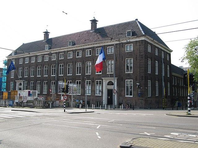 Institut Français et Consulat de France à Amsterdam