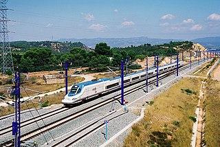 Rail transport in Spain Overview of rail transport in Spain