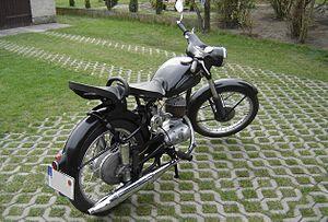 MZ Motorrad- und Zweiradwerk - MZ RT 125/3, 1959–1962