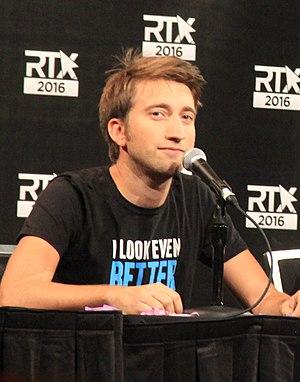 Gavin Free - Gavin Free at RTX 2016