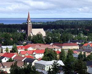 Bothnian Bay - Old Raahe, Finland