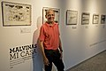 """Rafael Landea en la inauguración de la muestra """"Malvinas, mi casa"""" - Día de la Mujer en el Museo Malvinas e Islas del Atlántico Sur (16573467499).jpg"""