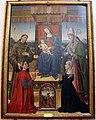 Raffaellino del garbo, madonna in trono tra i ss. francesco e zanobi, da s.m. nuova 01.JPG
