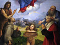 Raffaello, Madonna di Foligno, 1511-12, 04.JPG