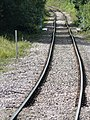 Railway Track at North Weald Station - geograph.org.uk - 1163368.jpg