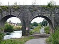 Railway Viaduct, Bassaleg - geograph.org.uk - 528156.jpg