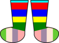 Rainbow Socks symbol.png