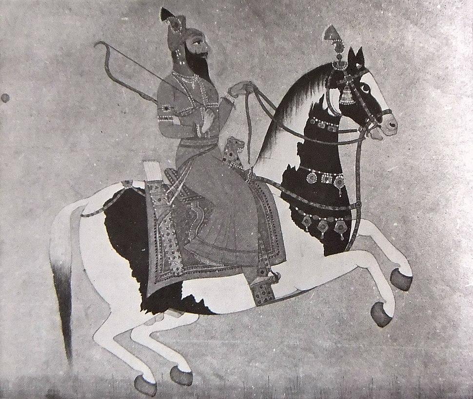 Raja Fateh Singh Ahluwalia of Kapurthala