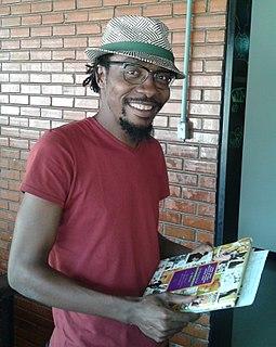 Ramón Esono Ebalé illustrator, comics artist