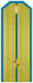 Rank insignia of младши лейтенант of the Bulgarian Air forces.png