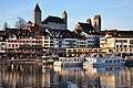 Rapperswil - Hafen IMG 0963.JPG