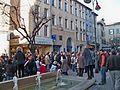 Rassemblement JeSuisCharlie Carpentras 1.JPG