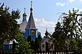 Ratne Volynska-Church of Christmas of the mother of God-north view.jpg