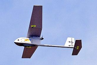 AeroVironment RQ-11 Raven - Image: Raven UAV flying
